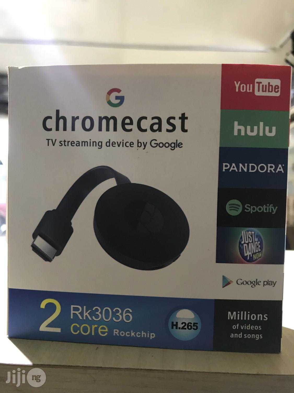 Chromecast Google TV Streaming Device