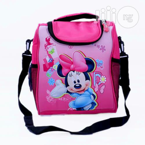 Insulated Lunch Bag For Princess And Princess