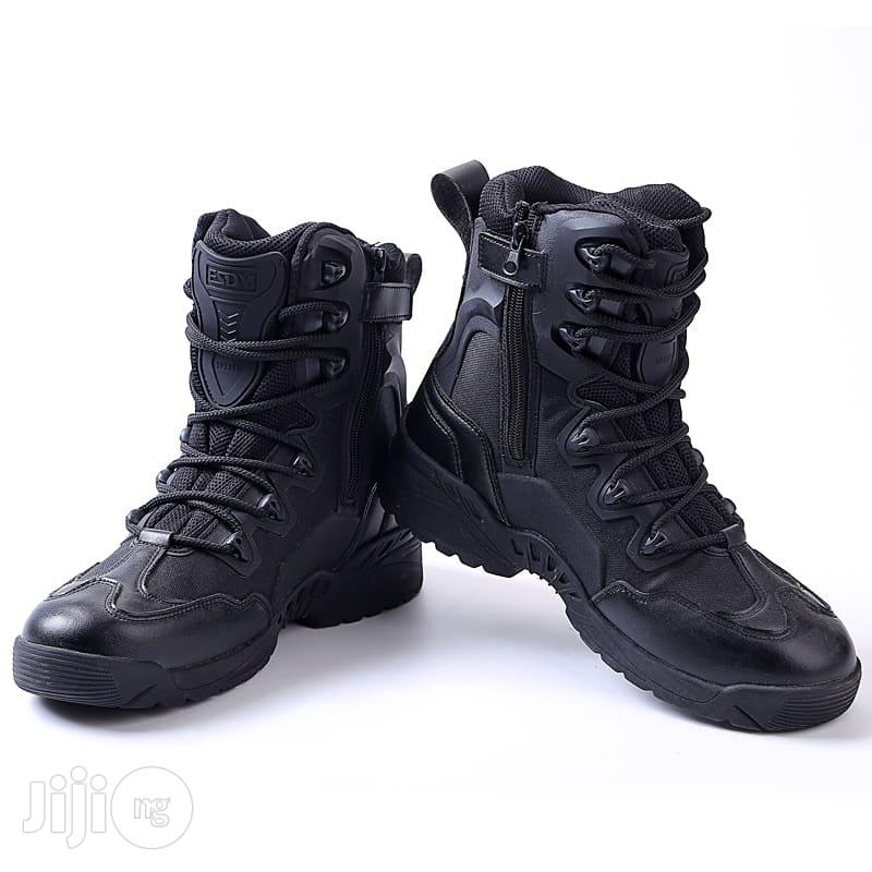 Quality Tactical Military Marine Assault Boots | Shoes for sale in Maiduguri, Borno State, Nigeria