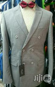 Grey A. Don Double Breasted Suits | Clothing for sale in Lagos State, Lagos Island