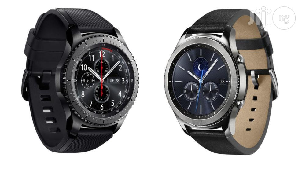 Samsung Gear S3 Classic | Smart Watches & Trackers for sale in Lagos State, Nigeria