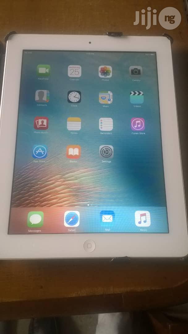 Apple iPad 3 Wi-Fi + Cellular 32 GB Silver | Tablets for sale in Ado-Odo/Ota, Ogun State, Nigeria