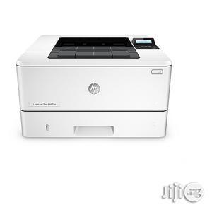 HP Laserjet Pro M402n Monochrome Printer   Printers & Scanners for sale in Lagos State, Ikeja