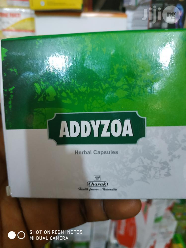 Addyzoa Male Fertility Cap