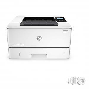 HP Laserjet Pro M402DN Monochrome Printer   Printers & Scanners for sale in Lagos State, Ikeja