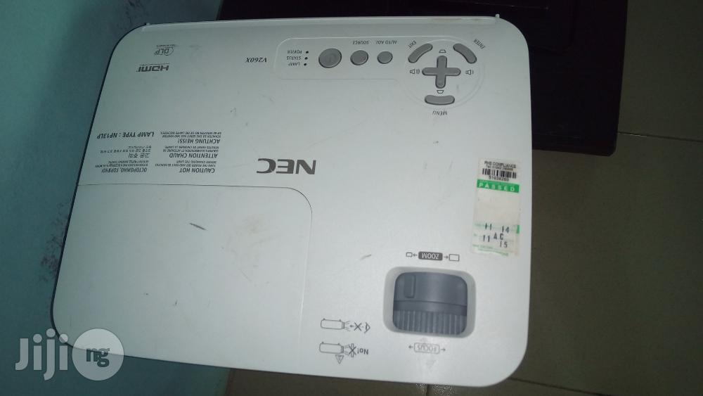 V260X Nec Projector | TV & DVD Equipment for sale in Ikeja, Lagos State, Nigeria