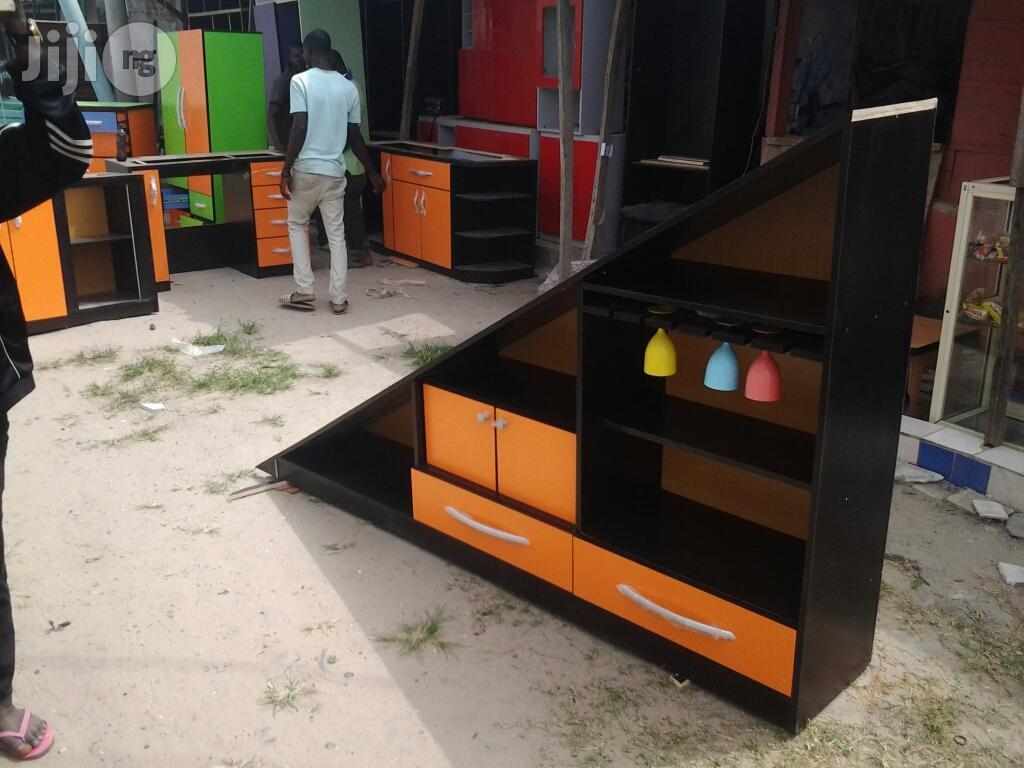 Under Step Cabinet
