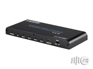 4 Port HDMI 1.3 Splitter Box | Accessories & Supplies for Electronics for sale in Lagos State, Ikeja