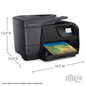 HP Officejet Pro 8710 All-In-One Wireless Printer | Printers & Scanners for sale in Lagos State, Ikeja