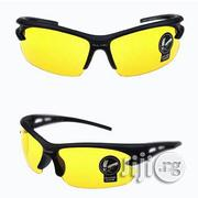 Night Driving UV Anti Glare Glasses | Clothing Accessories for sale in Lagos State, Surulere