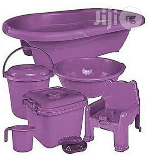 Universal 7 In 1 Baby Bathing Tub | Baby & Child Care for sale in Alimosho, Lagos State, Nigeria