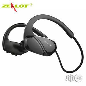 ZEALOT H6 Sports Wireless Handsfree Bass Stereo Bluetooth Headphone | Headphones for sale in Lagos State, Apapa