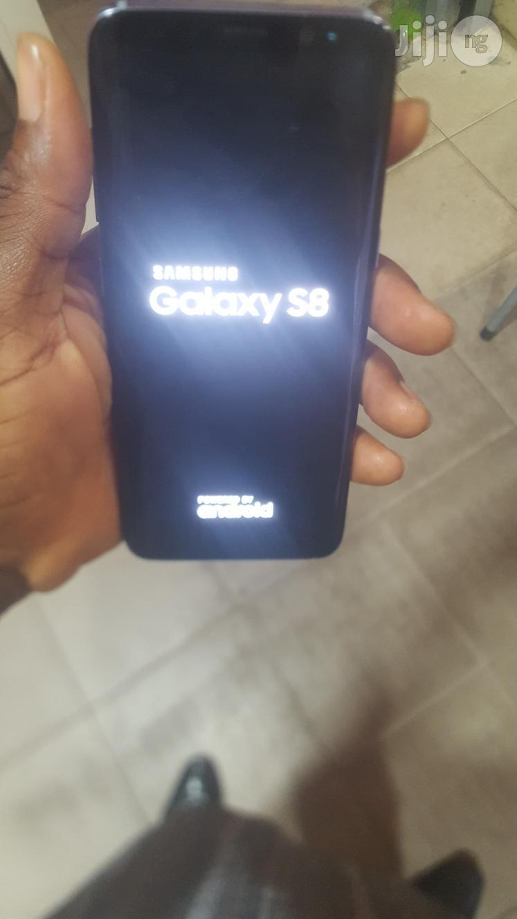 Samsung Galaxy S8 64 GB Gray | Mobile Phones for sale in Ikeja, Lagos State, Nigeria