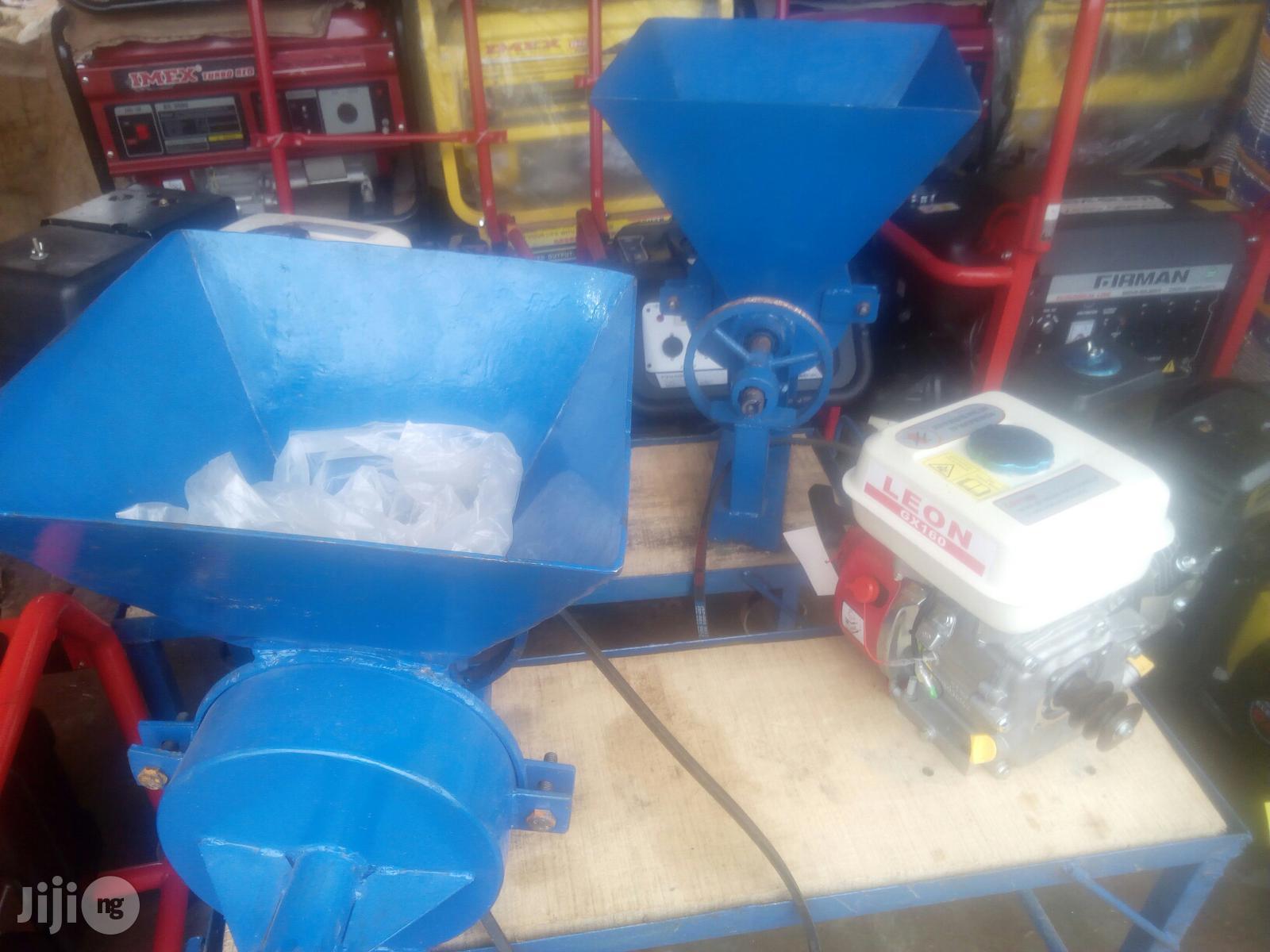 Js 200 Grinding Machine,( Beans ,Pepper ,Maize ,Mellon ,Cassava Etc) | Manufacturing Equipment for sale in Ikorodu, Lagos State, Nigeria