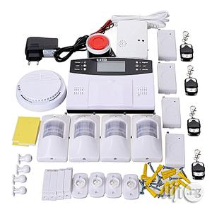 Universal Wireless Home Security GSM Alarm System   Safetywear & Equipment for sale in Lagos State, Ikeja