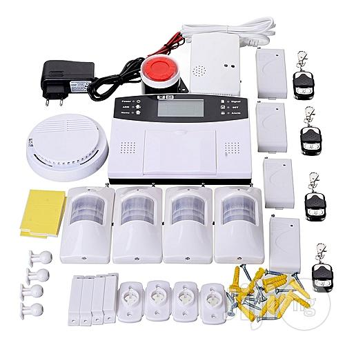Universal Wireless Home Security GSM Alarm System