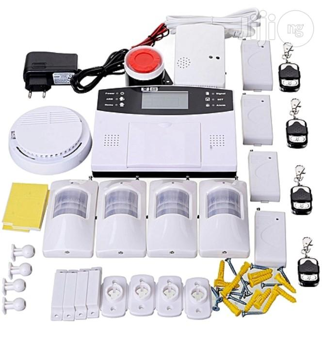 Universal Wireless Home Security GSM Alarm System | Safety Equipment for sale in Ikeja, Lagos State, Nigeria