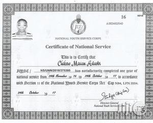 Front Desk Representative | Office CVs for sale in Rivers State, Port-Harcourt