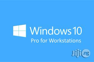 Windows 10 Pro For Workstations | Software for sale in Lagos State
