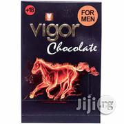 Vigor Chocolate - 1 Libido Boosting Bar | Sexual Wellness for sale in Lagos State, Ikeja