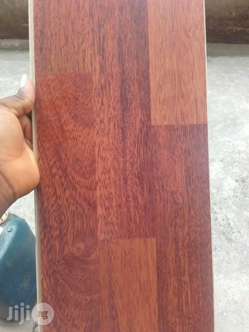 Italian Laminated Wooden Floor Tiles   Building Materials for sale in Port-Harcourt, Rivers State, Nigeria