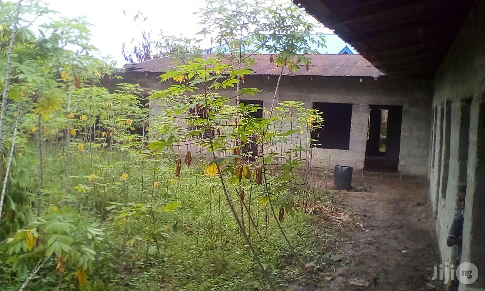 Uncompleted Building For Sale | Houses & Apartments For Sale for sale in Ugheli, Delta State, Nigeria