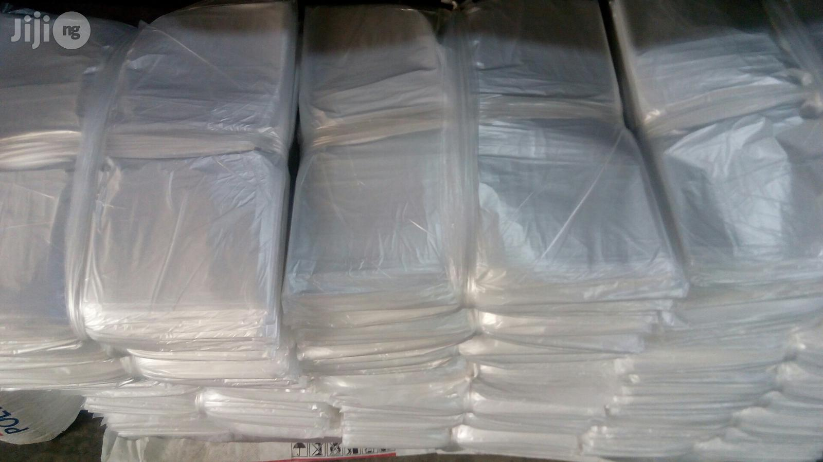 Printed Pure Water Nylon And Packing Bag | Manufacturing Services for sale in Badagry, Lagos State, Nigeria