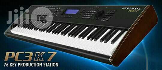 Kurzweil PC3K7 76-Key Synthesizer Workstation