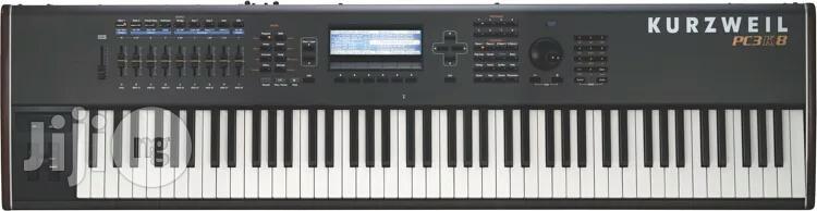 Kurzweil PC3K8 88-Key Synthesizer Workstation