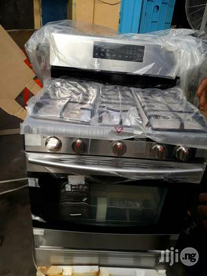Samsung Digital Gas Cooker And Oven   Restaurant & Catering Equipment for sale in Lagos State, Yaba