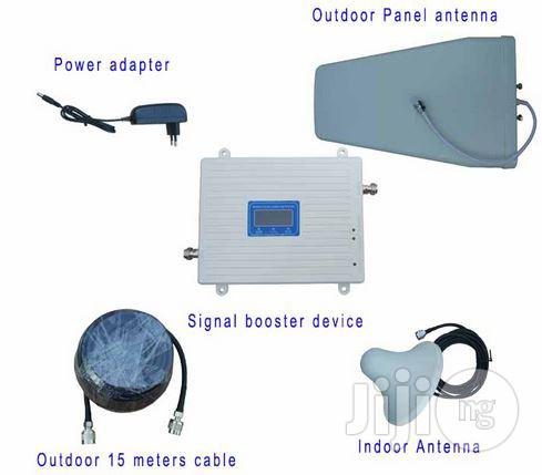 2g 3g 4g Dual Band GSM 900 1800 Signal Booster