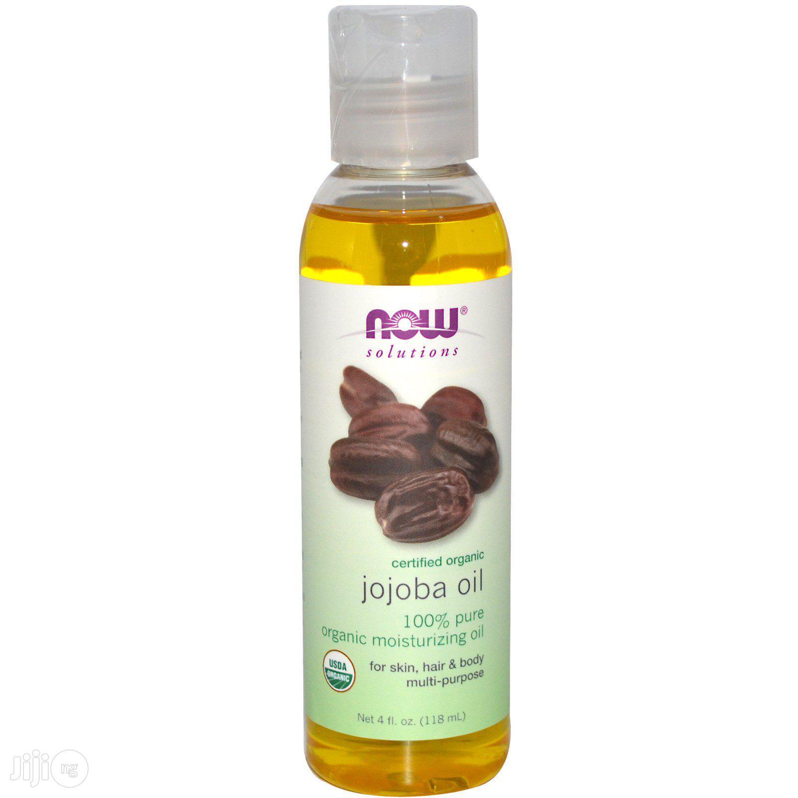 Organic Jojoba Oil, 4-Ounce in Lagos State - Skin Care, kaampe | Jiji.ng