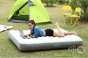 Single Intex Standard Dura-Beam Airbed | Furniture for sale in Lagos State, Ikorodu