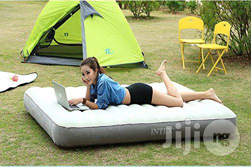 Single Intex Standard Dura-Beam Airbed