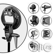 S-Type Bracket Holder With Bowens Mount | Photo & Video Cameras for sale in Lagos State, Lagos Island