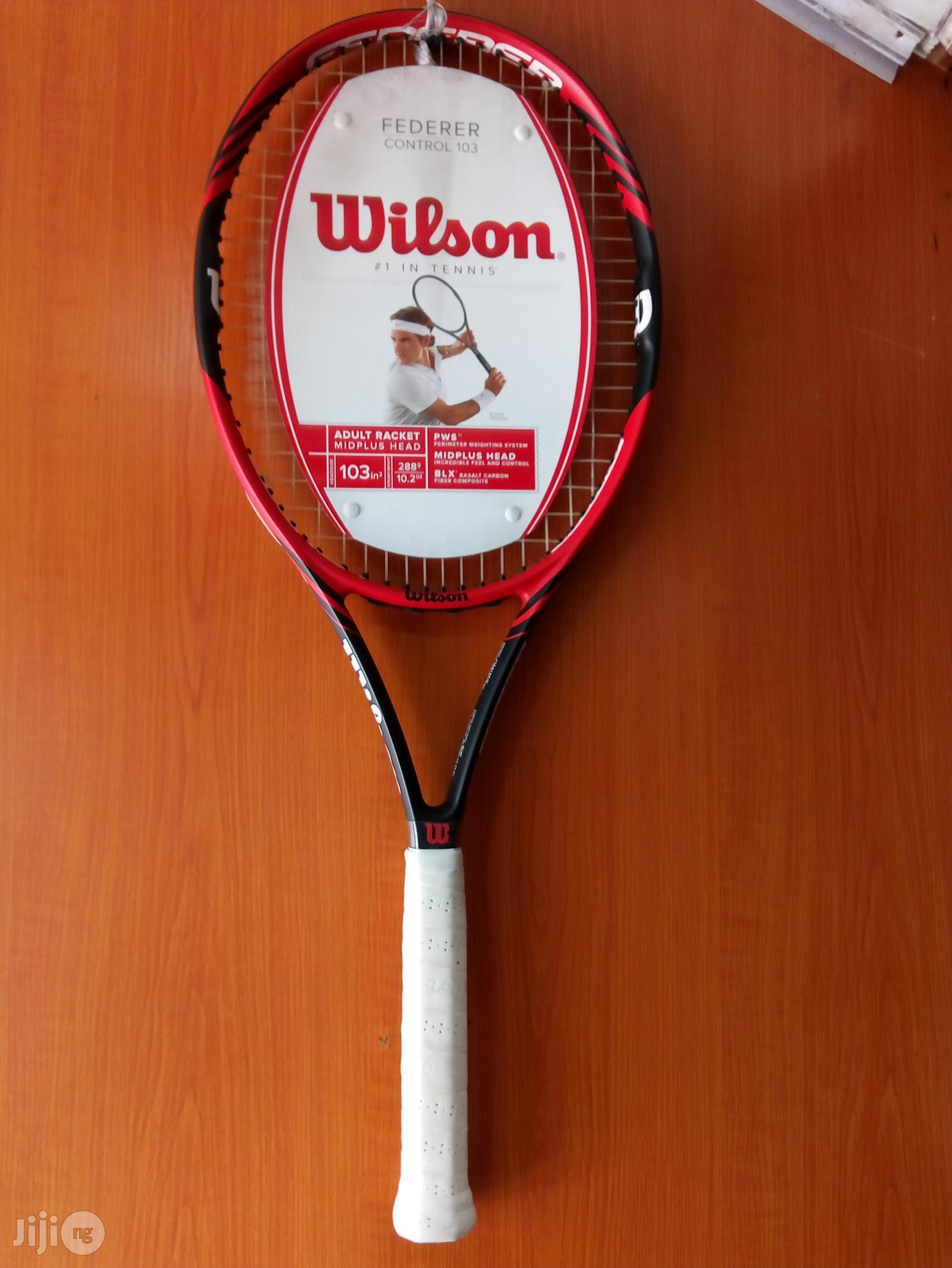 Wilson Professional Tennis Racket