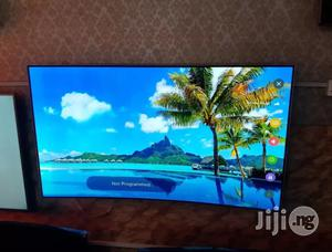 55 Inches LG Smart Oled Curved Led Tv | TV & DVD Equipment for sale in Lagos State, Ojo