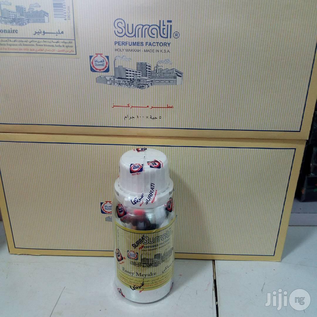Surrati Unisex Oil 100 Ml | Fragrance for sale in Aba North, Abia State, Nigeria