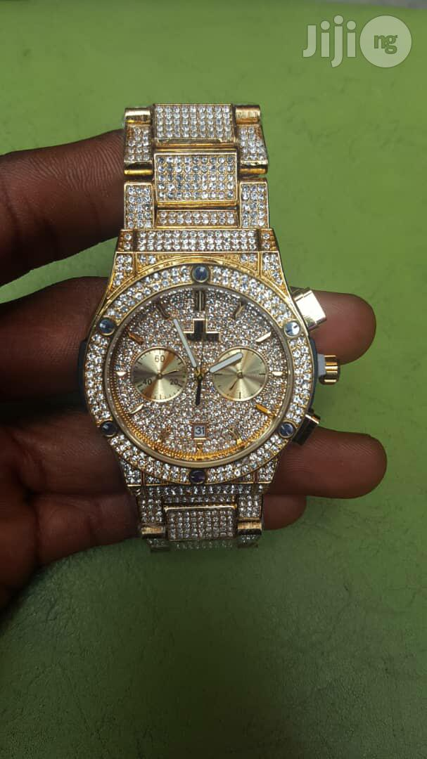 Hublot Wrist Watch | Watches for sale in Surulere, Lagos State, Nigeria