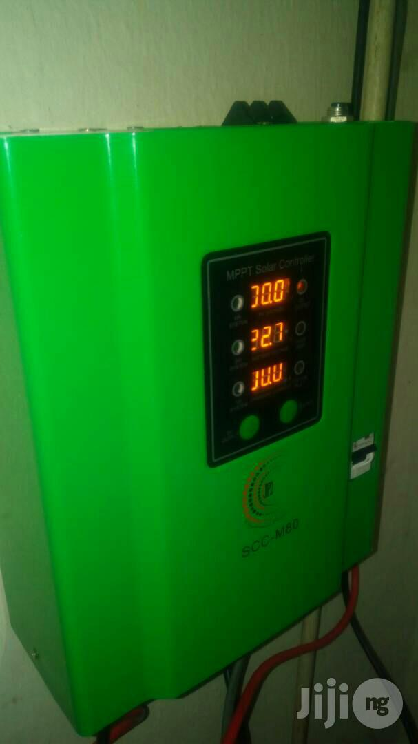 JP2 80a Advanced MPPT Solar Charge Controller