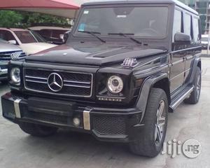 Mercedes-benz G55 2007 Black   Cars for sale in Lagos State, Lekki