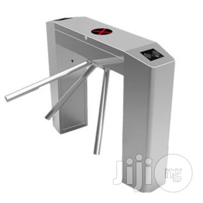 Waist Height Tripod Turnstile Access Control Gate
