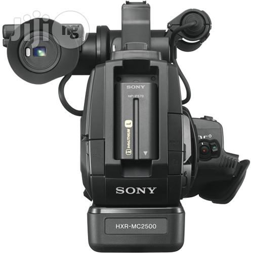 Sony HXR-MC2500 Shoulder Mount AVCHD Camcorder   Photo & Video Cameras for sale in Ikeja, Lagos State, Nigeria