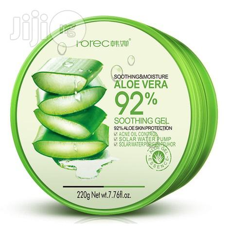 Aloe Vera Gel | Skin Care for sale in Kosofe, Lagos State, Nigeria