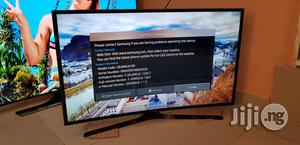 40 Inches Samsung Smart Curved UHD 4K Led Tv | TV & DVD Equipment for sale in Lagos State, Ojo