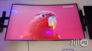 55 Inches Samsung Smart Curved UHD 4K Led 2016   TV & DVD Equipment for sale in Lagos State, Ojo