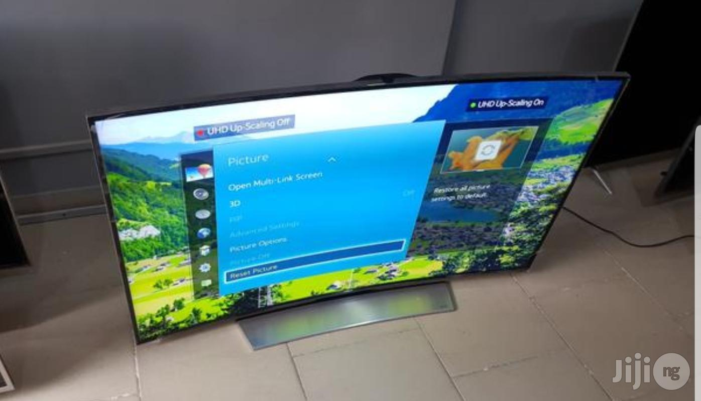 Samsung 55 Inches Smart Curved UHD 4K Led