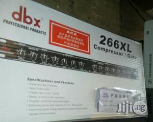 Dbx 266xl Compressor/Gate | Audio & Music Equipment for sale in Lagos State, Ojo
