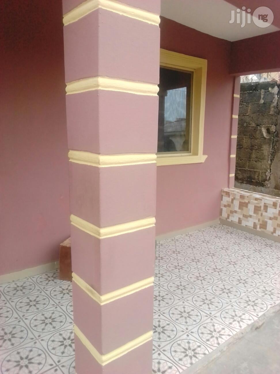 Newly Built Mini Flat at Ojodu Berger.