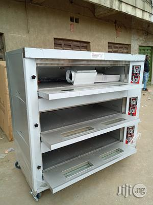 9 Trays Gas Oven | Industrial Ovens for sale in Lagos State, Ojo